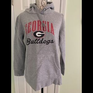 Georgia Bulldogs hooded sweatshirt